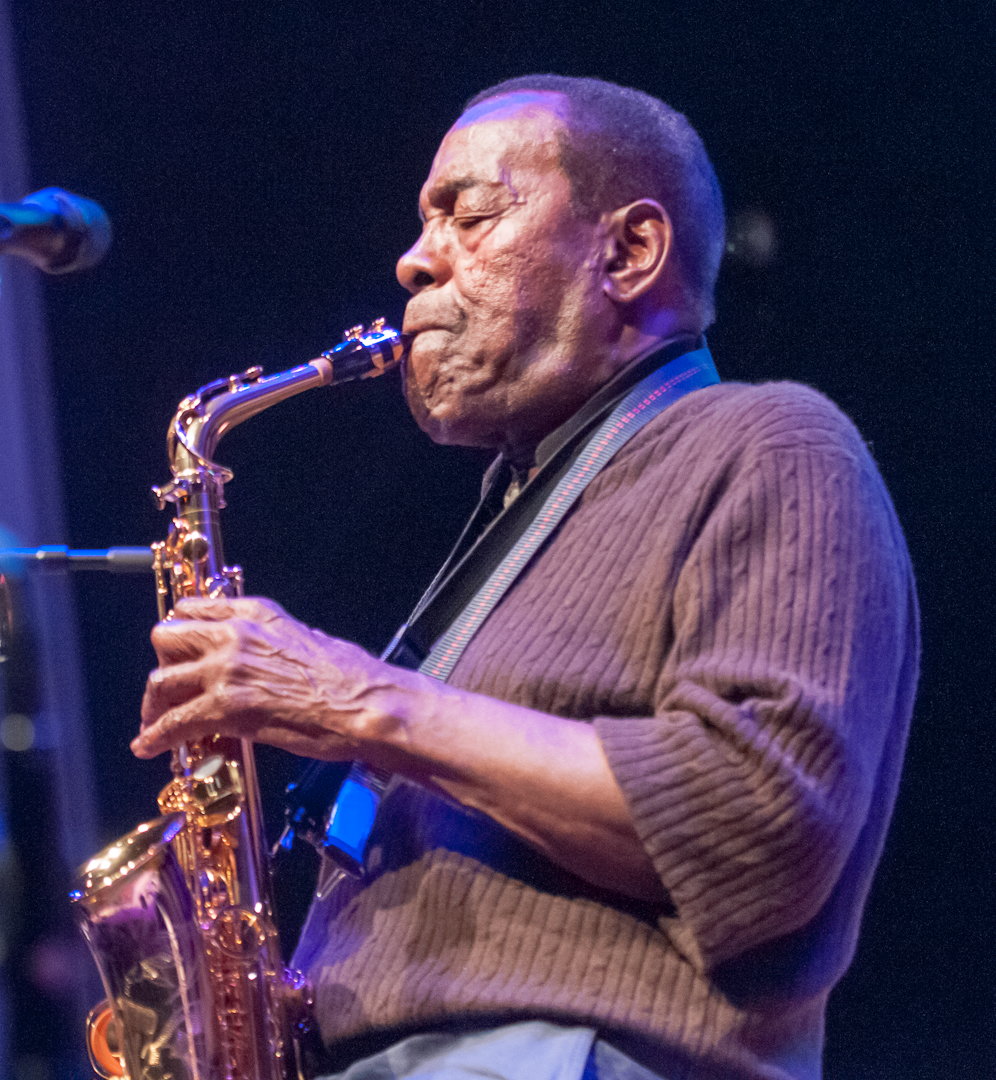 Sonny Simmons with Ensemble at the Vision Festival 2012
