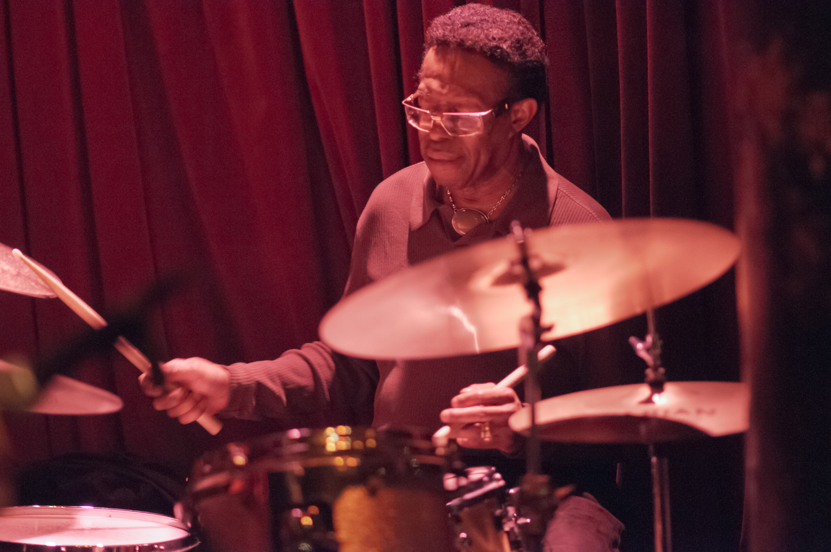 Louis Hayes with the Alexander & Mabern Quartet Play the Music of John Coltrane at Smoke Jazz Club