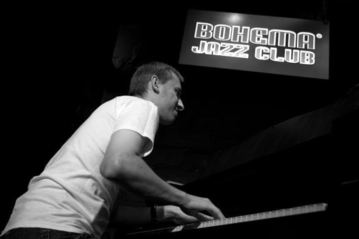 Dominik Wania - Dave Liebman &Amp; Jacek Kochan Quartet, Gdynia in Jul. 2008
