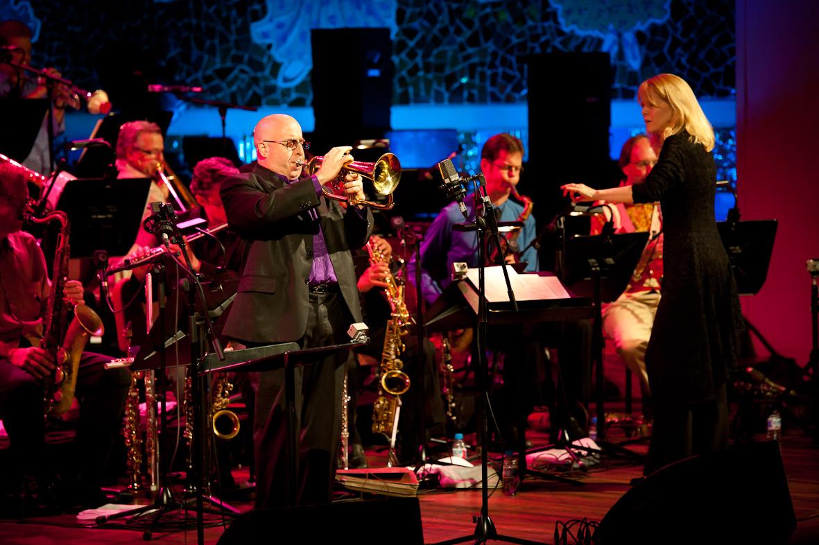 Maria Schneider Orchestra en el 43 Voll-Damm Festival Internacional de Jazz de Barcelona