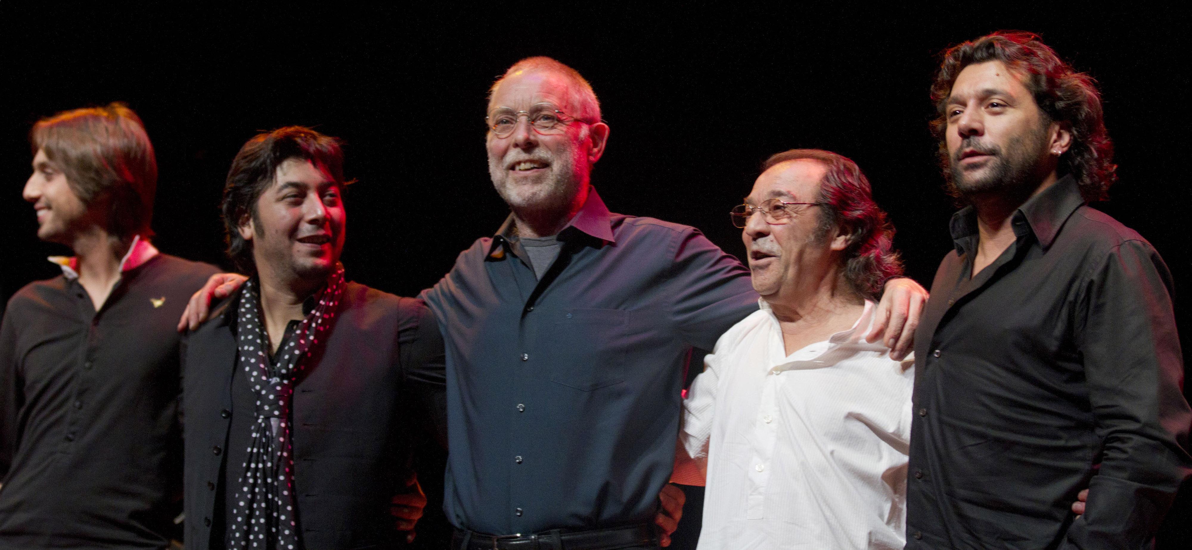 Dave Holland & Pepe Habichuela Quintet