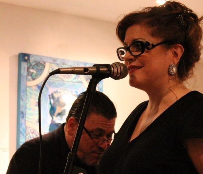Laurie Dapice la Mason D'art Harlem