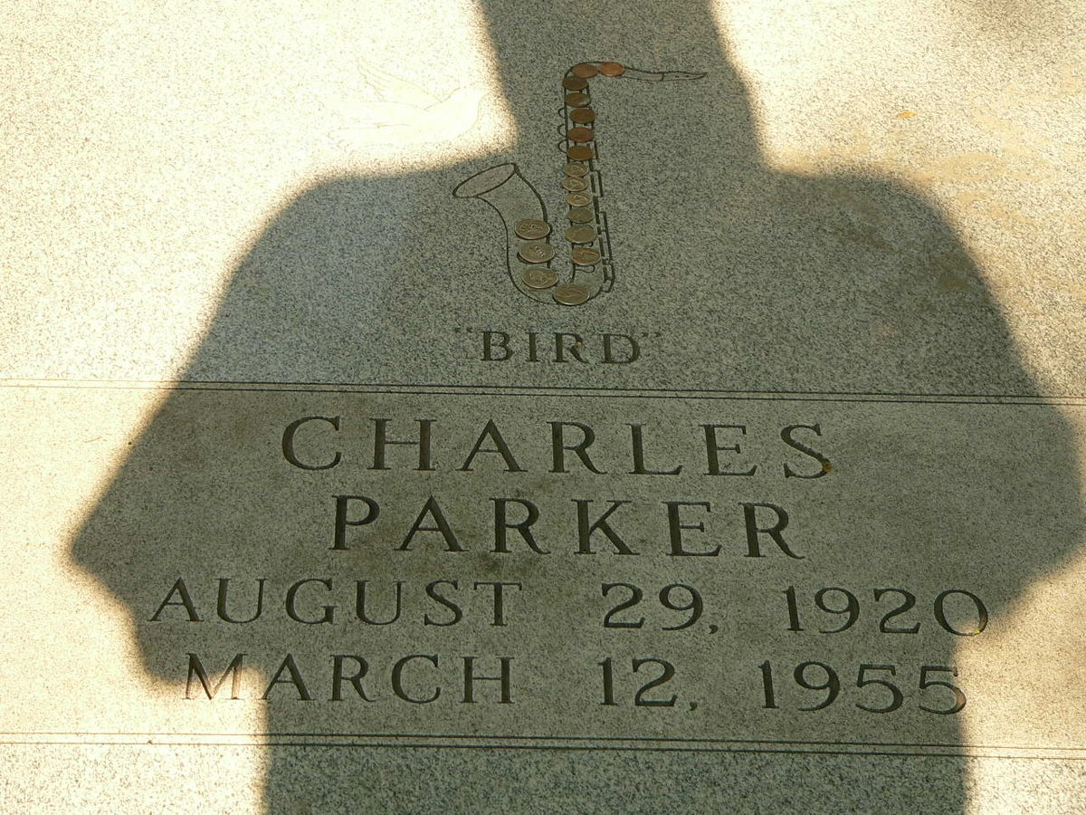 Charlie Parker Lincoln Cemetery