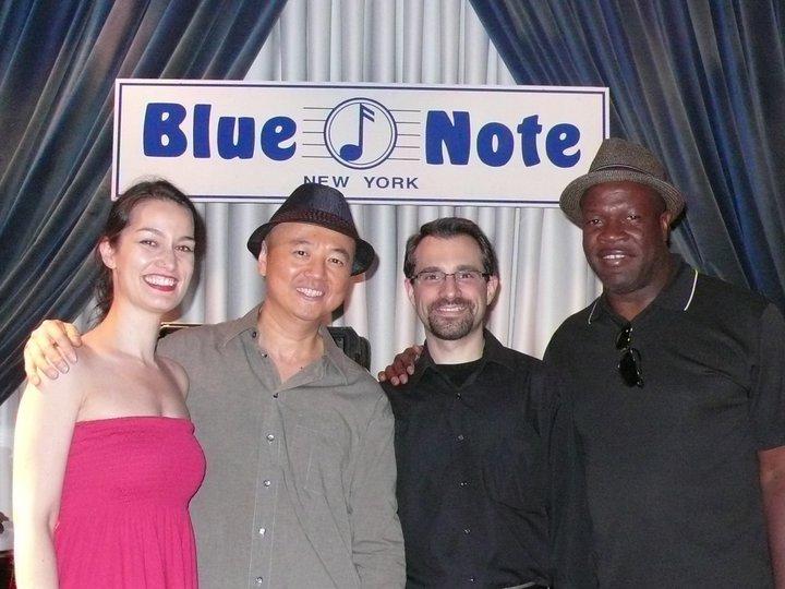 Gene Ess with Niki King