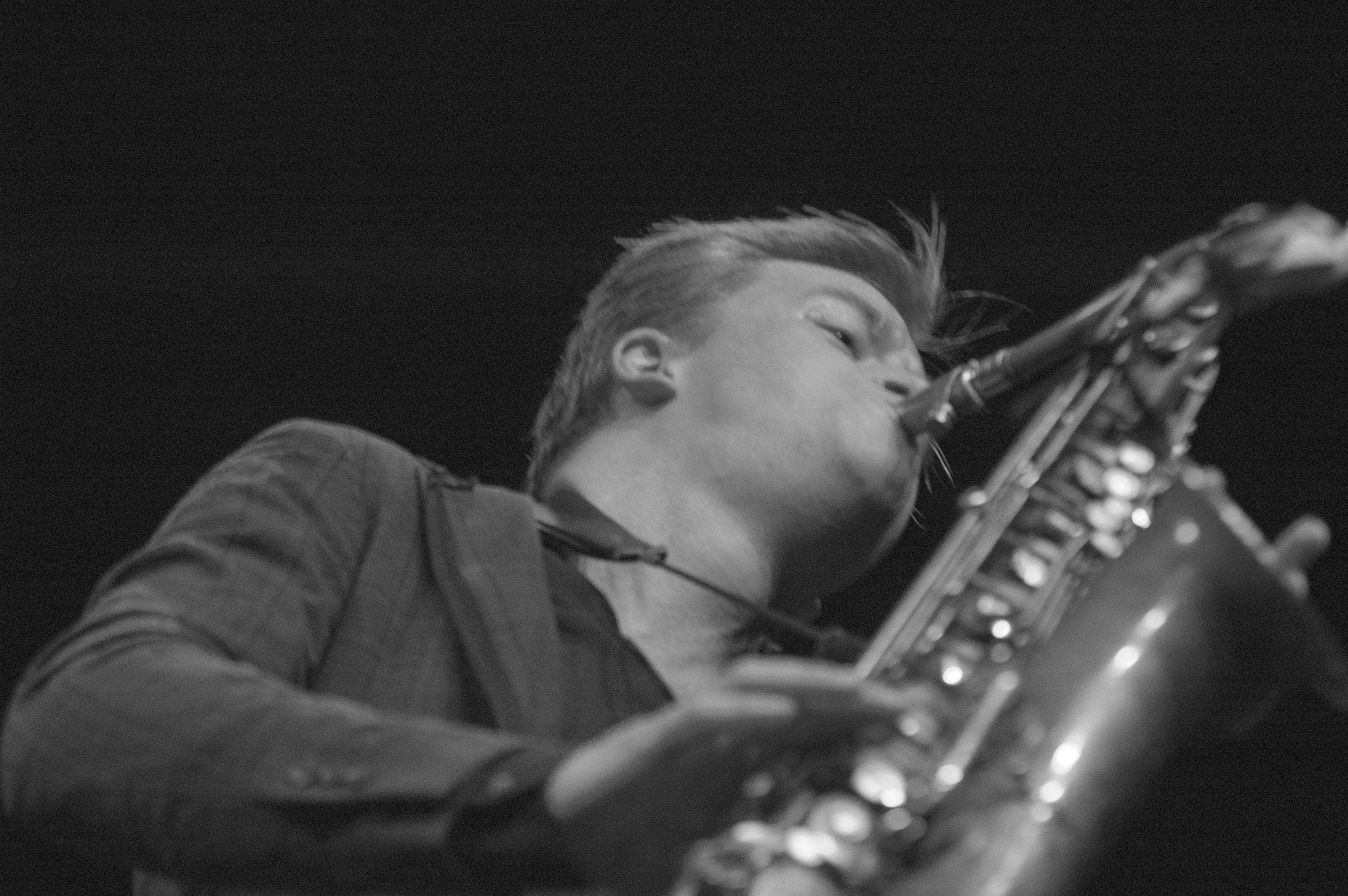 Marius Neset Golden Xplosion, Jazzahead! 2012