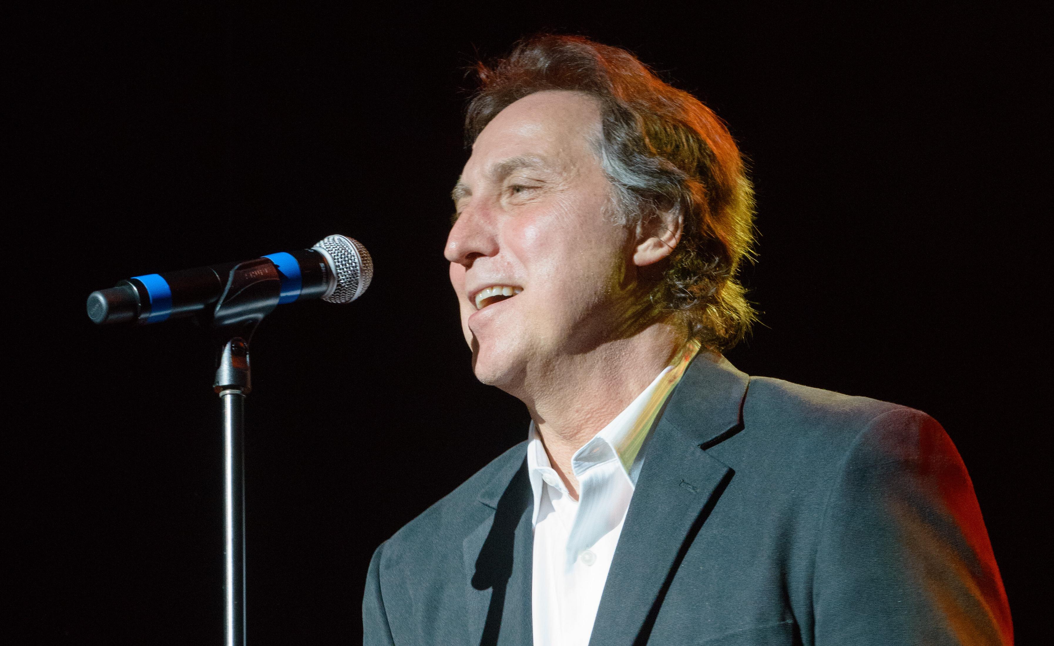 Paul Jost Onstage