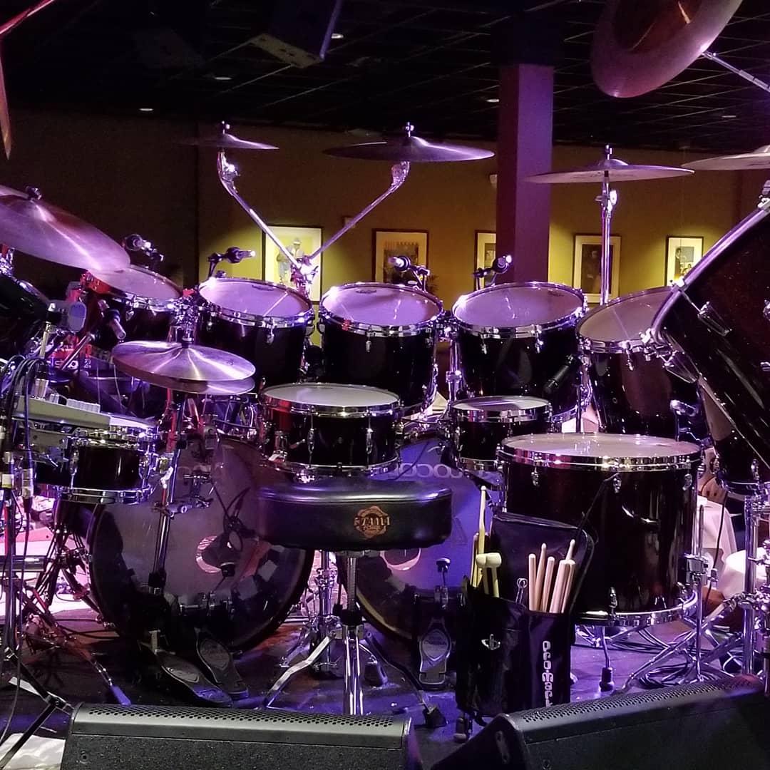 Simon Phillips Drums