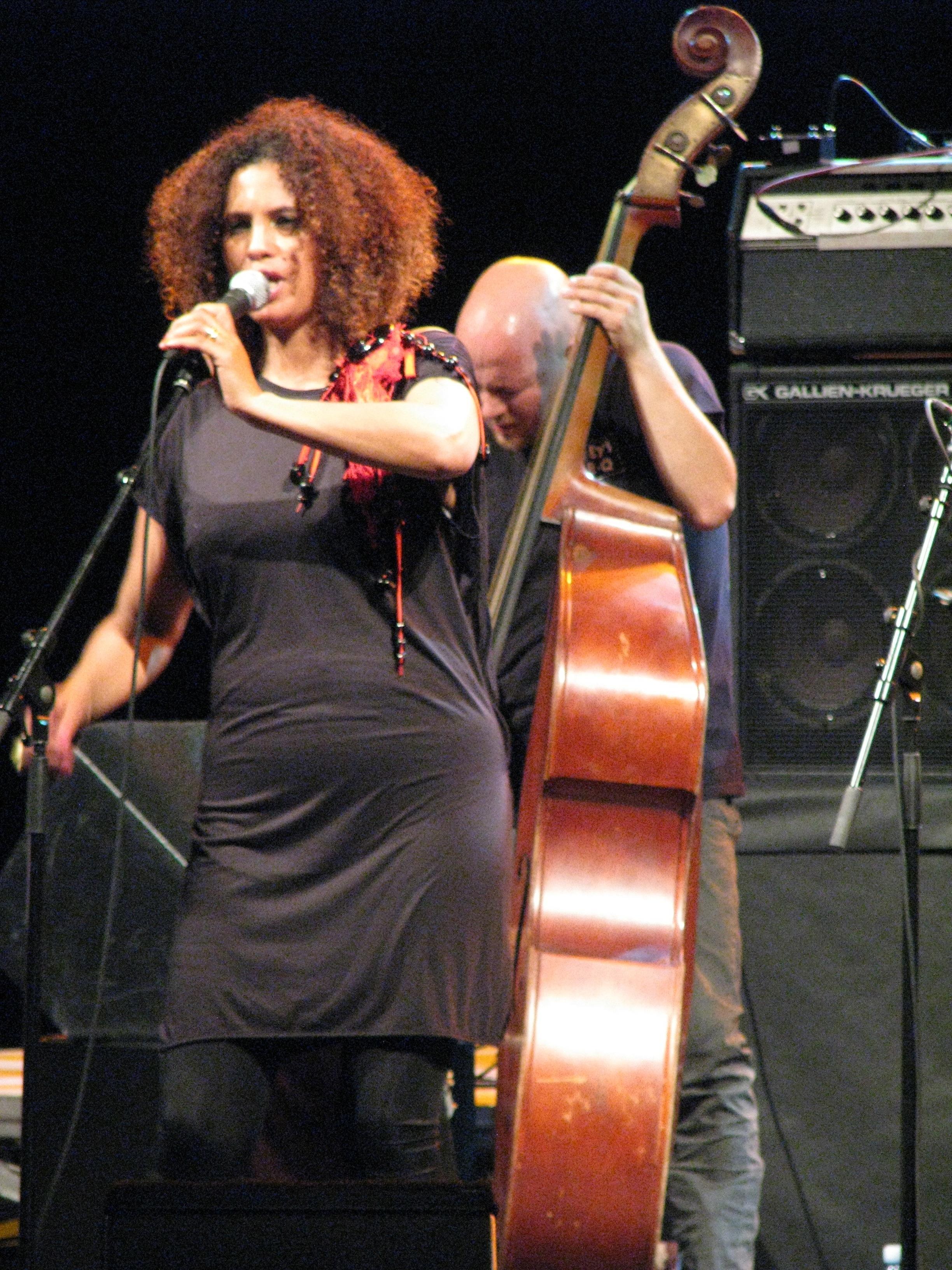 Neneh Cherry Festival Ljubljana June 2012