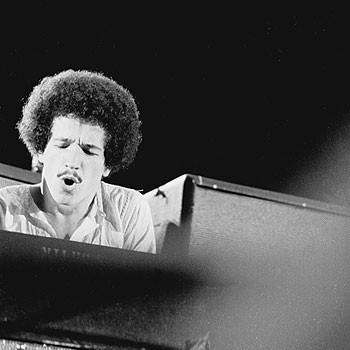 Keith Jarrett in Berlin 1971