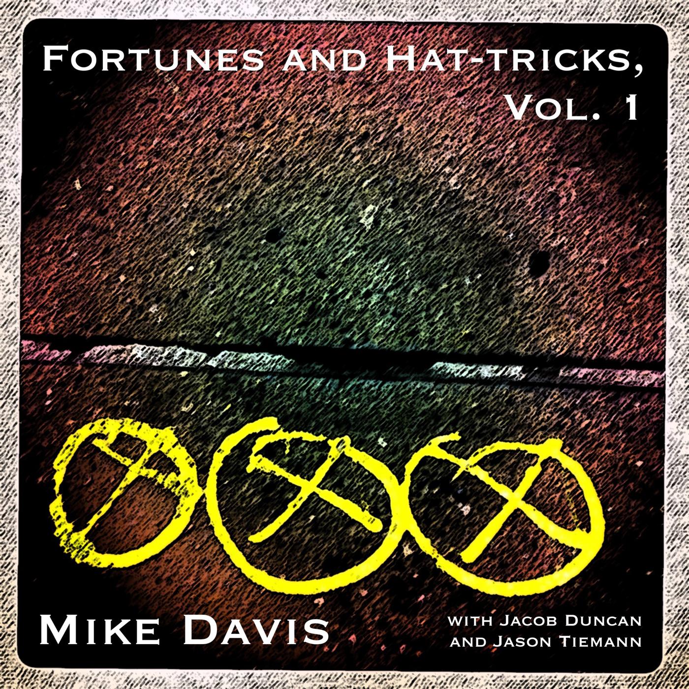 Fortunes vol. 1 cover art