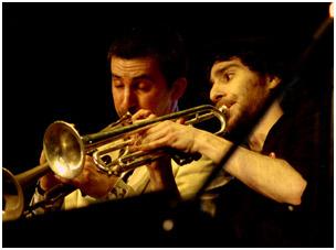 Ben Cummings Sam Ritchie 30401 Images of Jazz