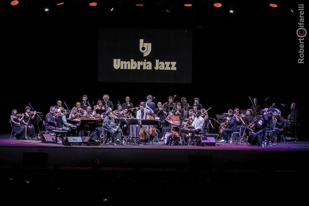 Wayne Shorter, Umbria Jazz 2017