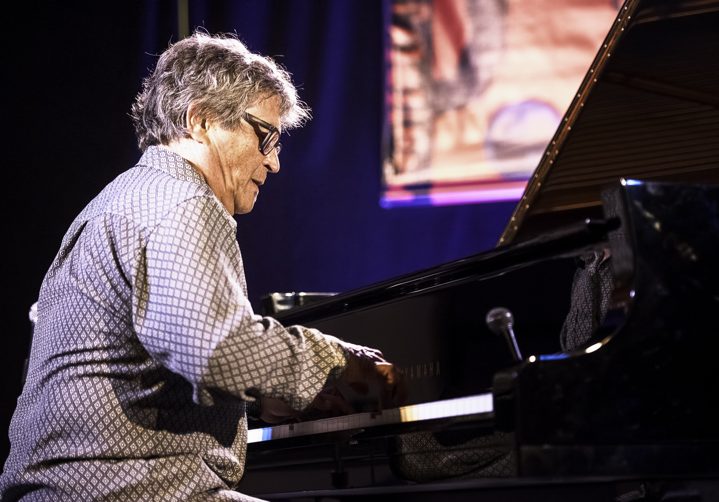 Chano Dominguez with Trio at the Monterey Jazz Festival