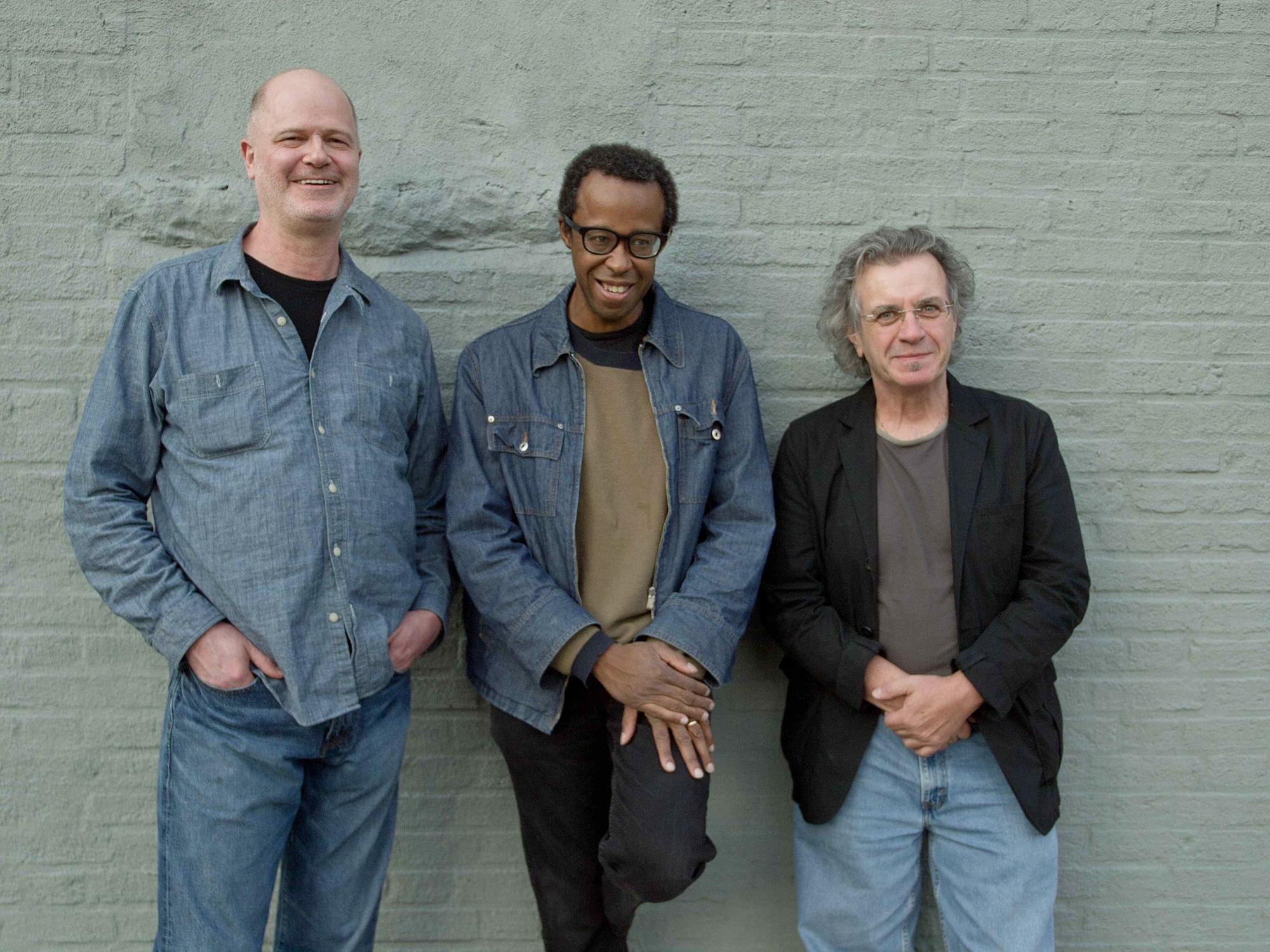 Whit Dickey, Matthew Shipp and Michael Bisio