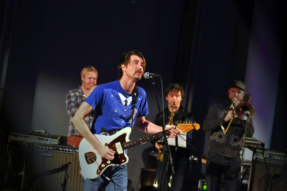 Winter Jazz 2012: Eggs Laid by Tigers (DK)