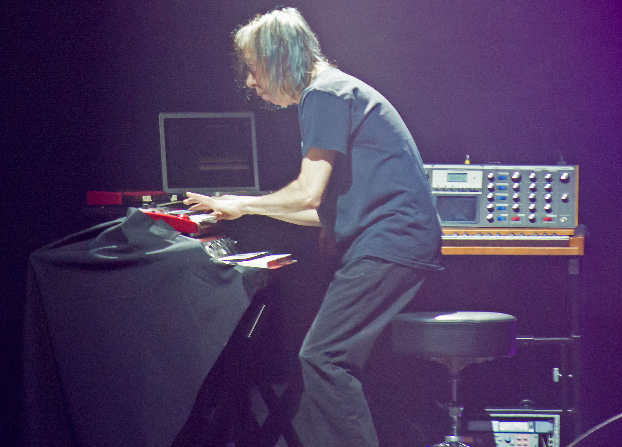 Steven Wilson, Montreal, Canada, March 2, 2016