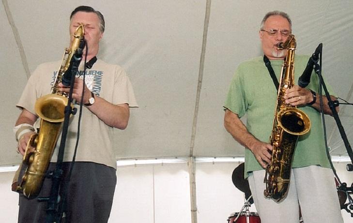 Kirk MacDonald & Pat LaBarbera