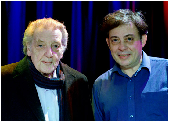 Stan and Clark Tracey, Stan Tracey Trio