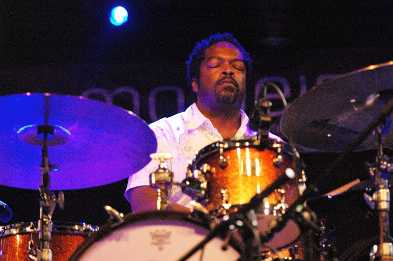 Greald Cleaver at Molde Jazz 2010