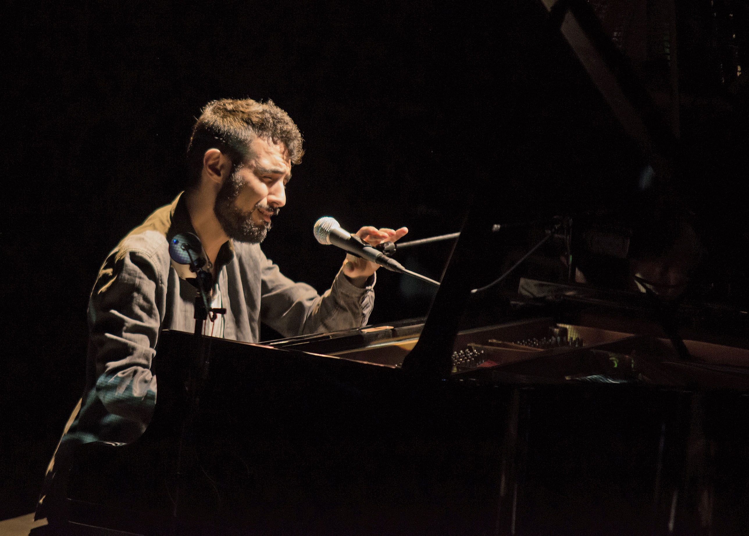 Tigran hamasyan/jan bang duo @ punkt 2013