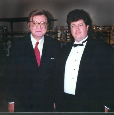 Steve Allen and Greg Williamson, Tonight Show Live.