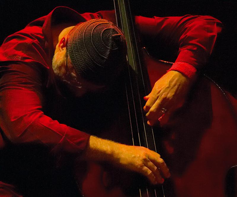 Henri-Texier - Double Bass, Cankarjev Jazz 2006, Ljubljana, Slovenia