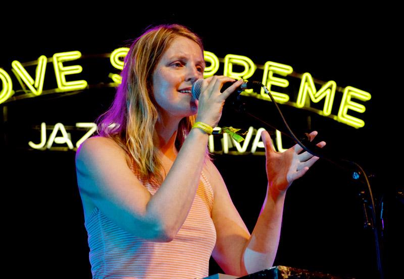 Lauren Kinsella, Blue Eyed Hawk