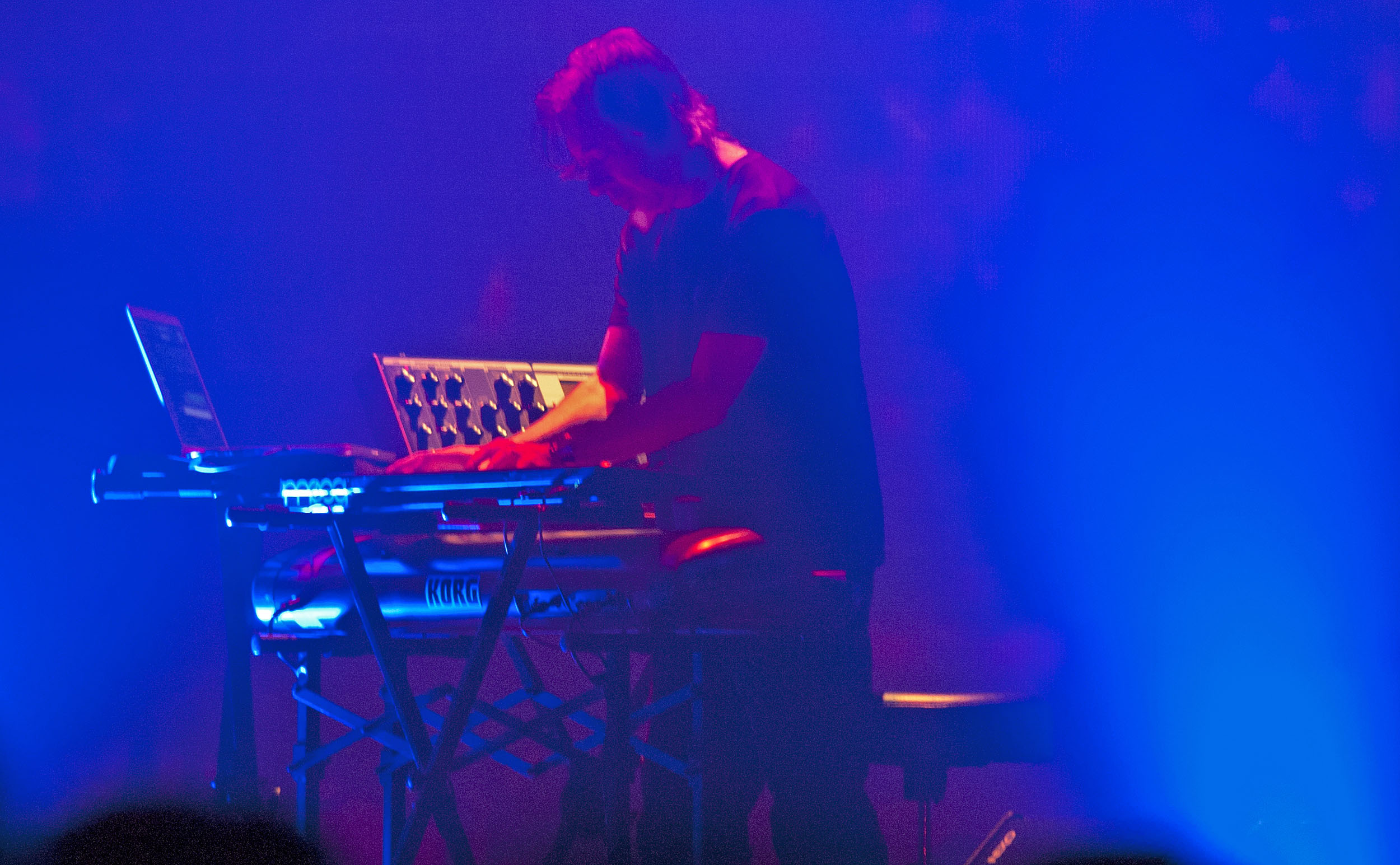 Adam Holzman, Montreal 2011-11-15
