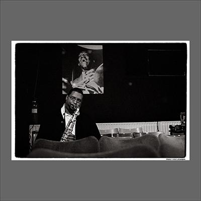 Jimmy Greene, Hnita Jazz Club, Heist O/D Berg, Belgium, May 2005