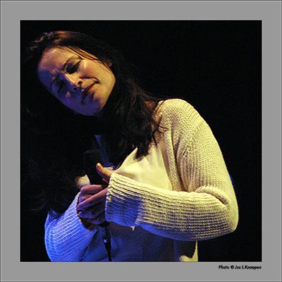 Susanne Abbuehl, Luchtbal, Antwerp, Belgium, April 2003