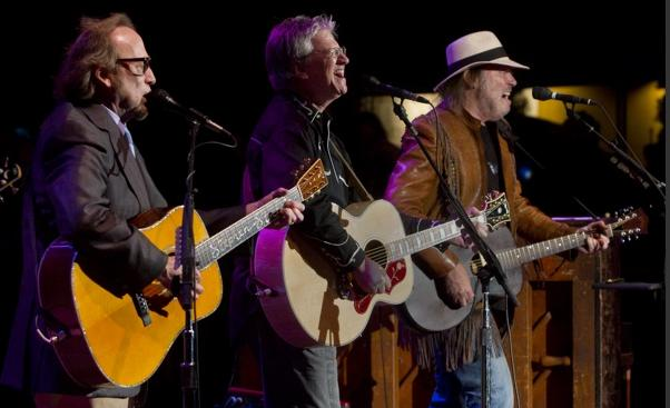 Neil Young and the 2010 Bridge School Benefit