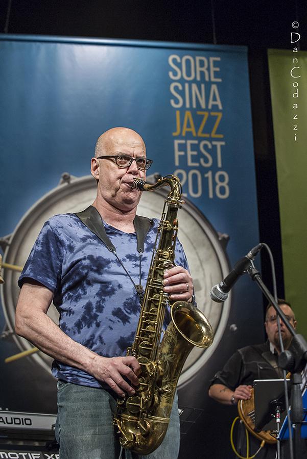 Bob Sheppard, Soresina Jazz Fest 2018