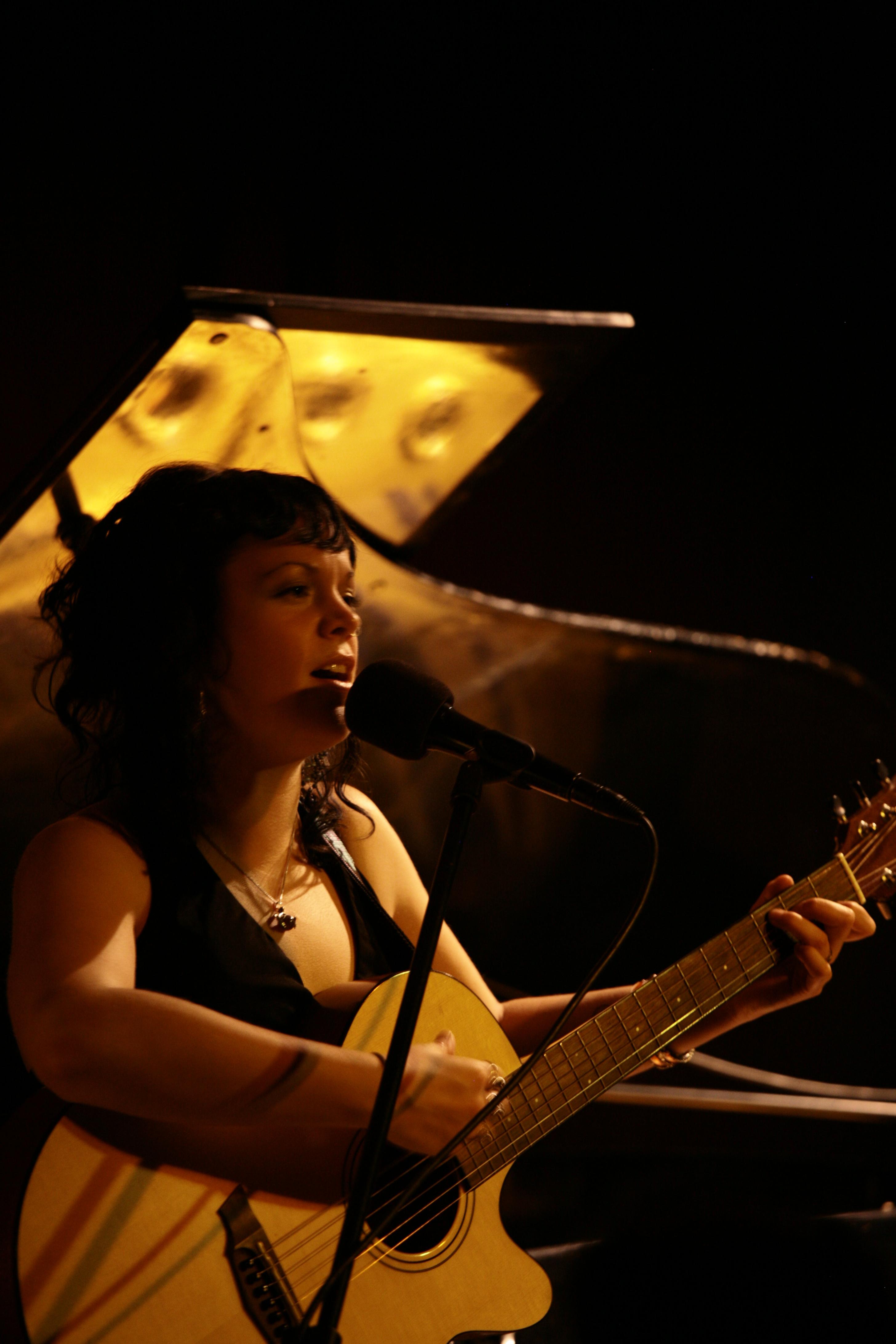 Allison Crowe Konzert im Siegen