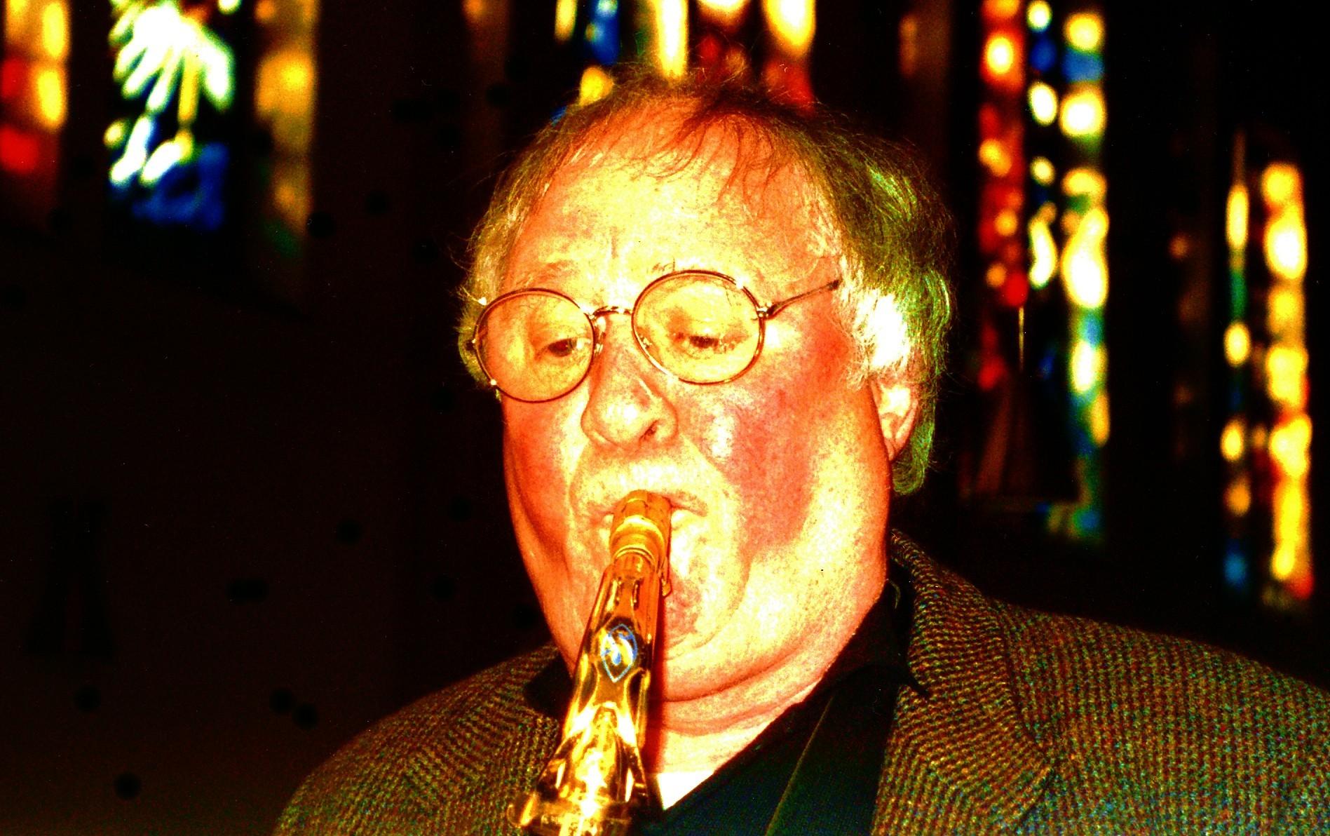 Emil Mangelsdorff as 1998