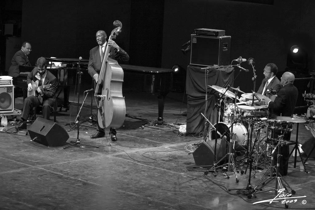 Ron Carter Grupo-2009