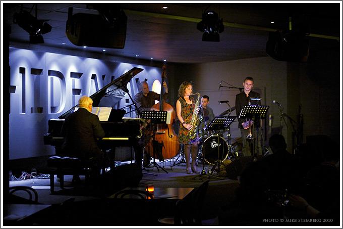 Simon Woolf All Star Quintet