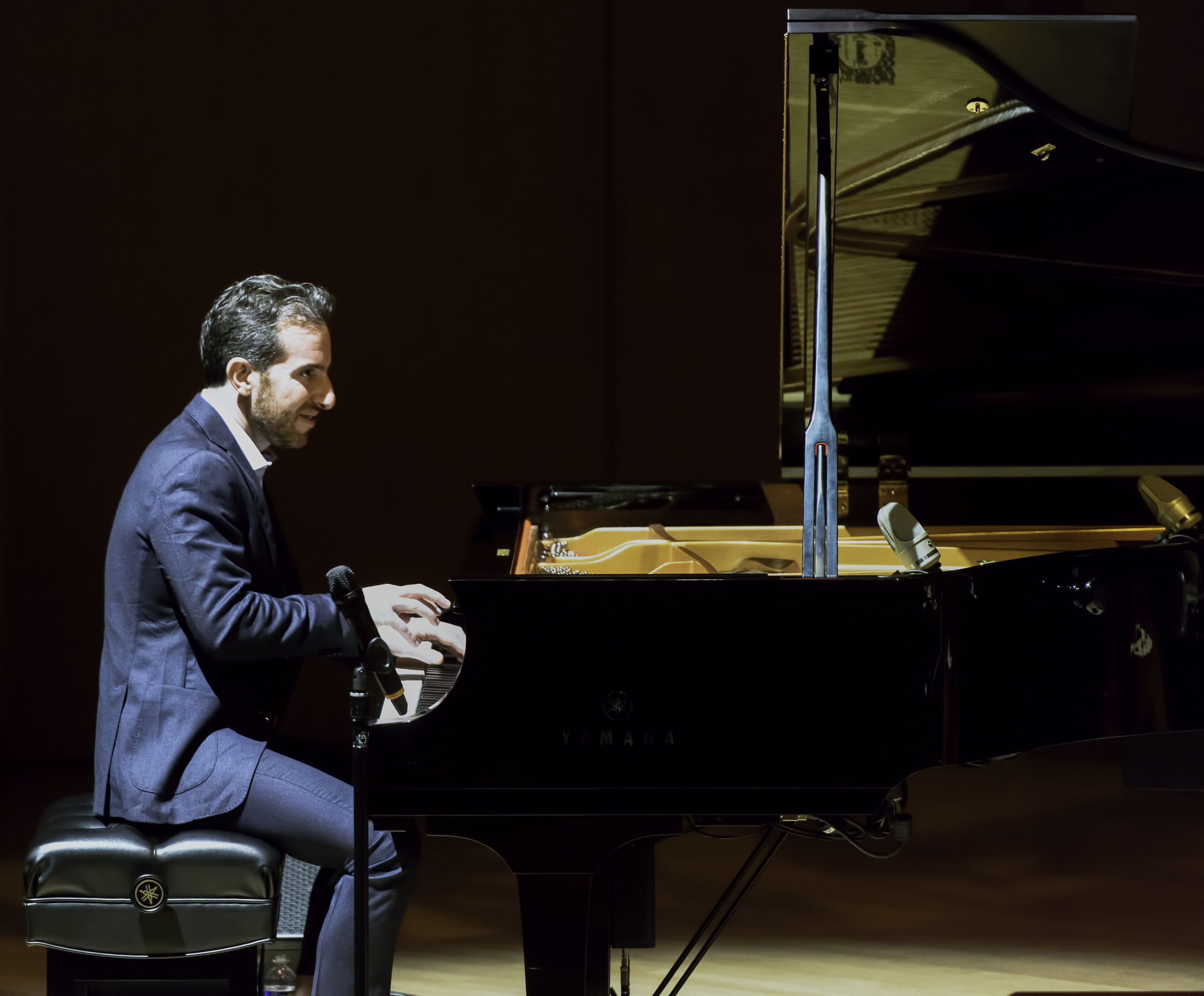 Aaron Goldberg With Trio At The Musical Instrument Museum (mim) Phoenix