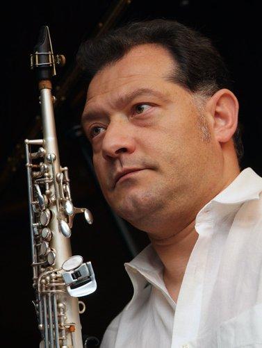 Roberto Ottaviano - Foto Arnaldo Di Vittorio