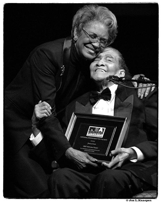 Nancy Wilson & Jimmy Scott