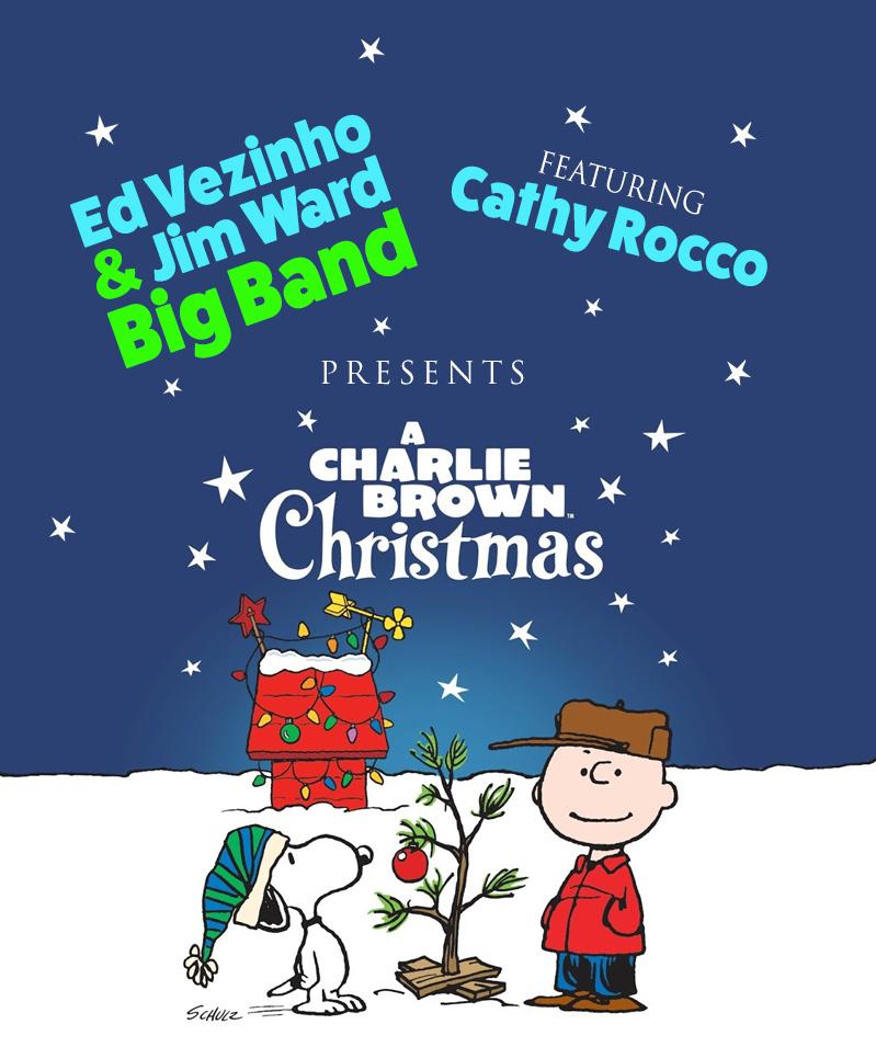 Ed Vezinho & Jim Ward Big Band With Cathy Rocco