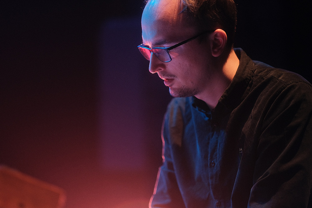Constantin Krahmer Trio // Live Recording
