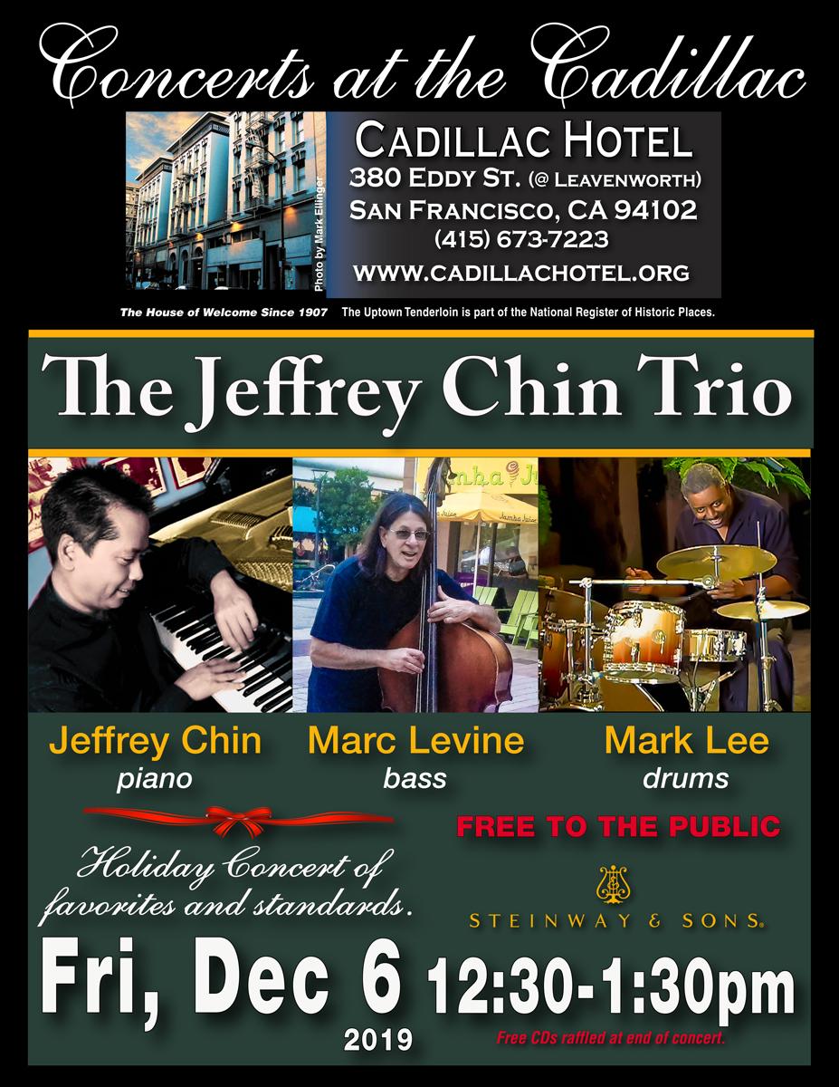 The Jeffrey Chin Trio