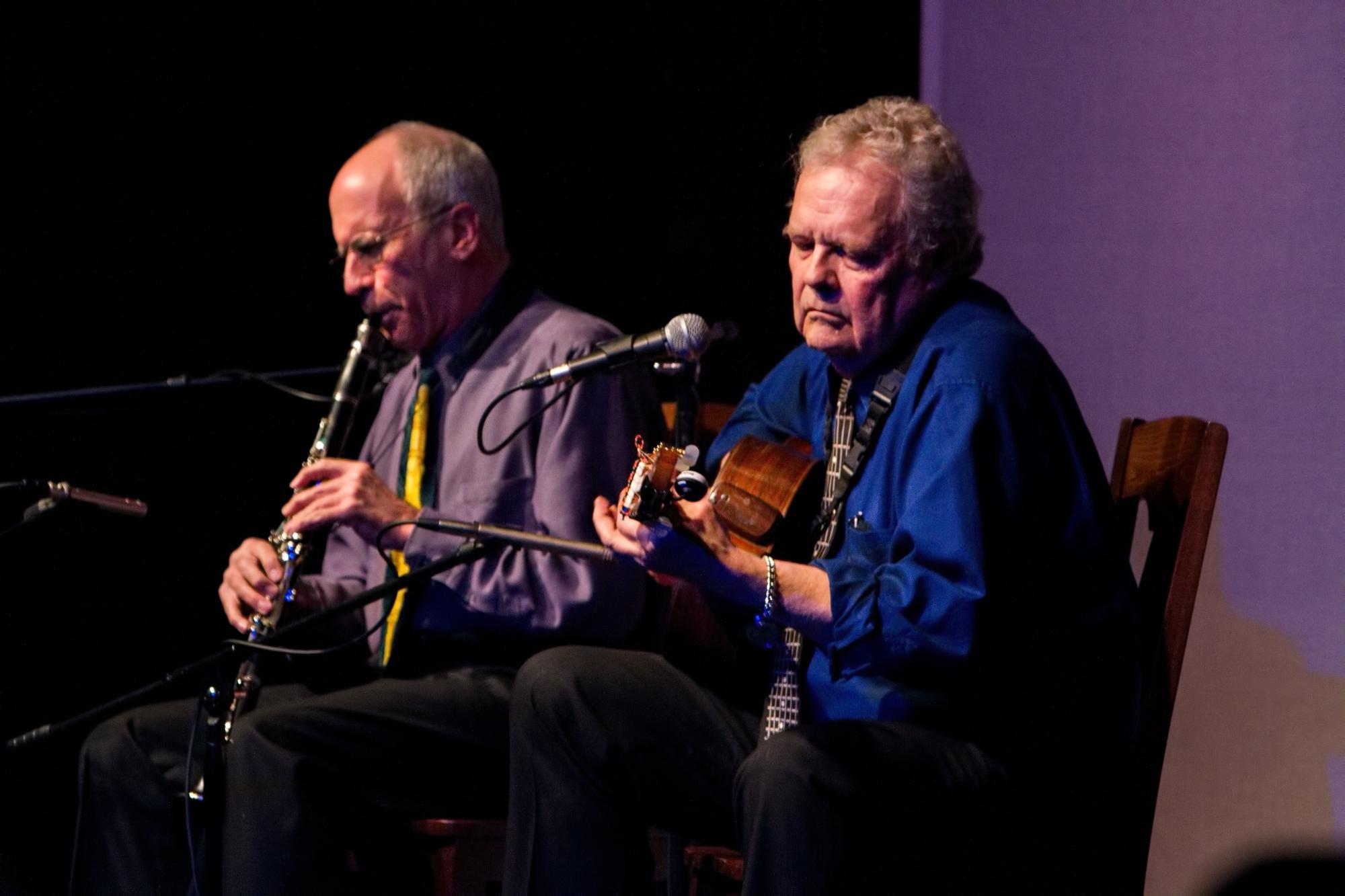 Jazz Greats Guy Van Duser & Billy Novick Concert