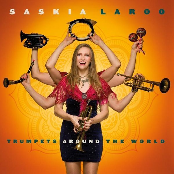Saskia Laroo Band With Warren Byrd @ Trumpets Around The World