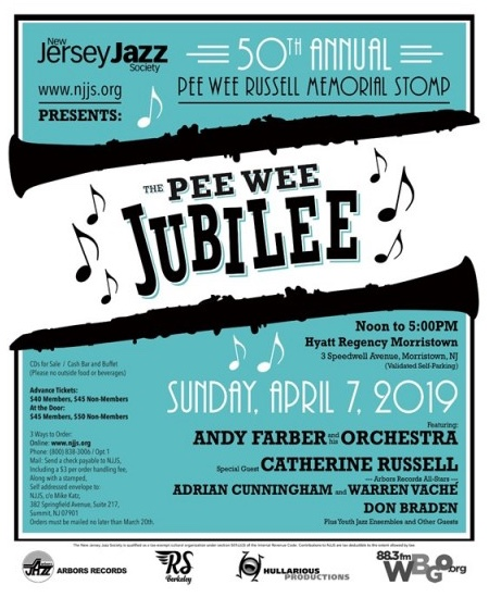 Andy Farber Orchestra featuring special guest Catherine Russell and more!
