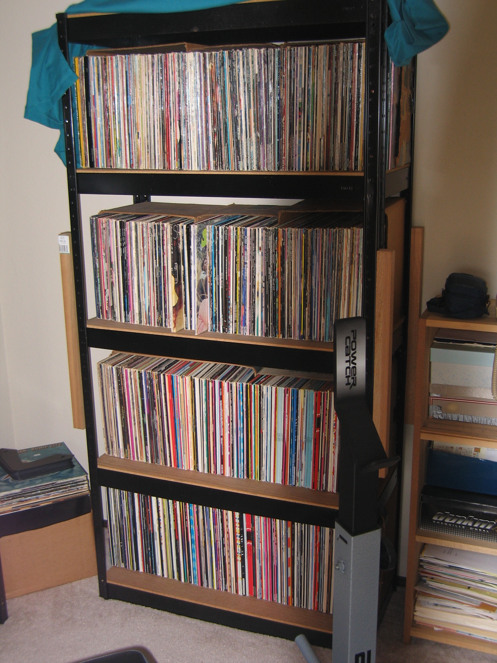 Kenneth Cobb's current record collection