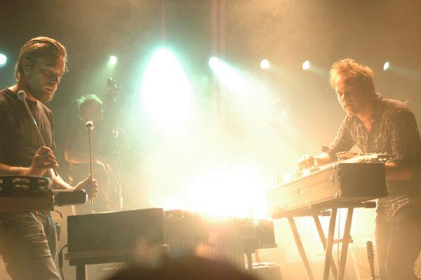 Jaga Jazzist at Molde Jazz 2009