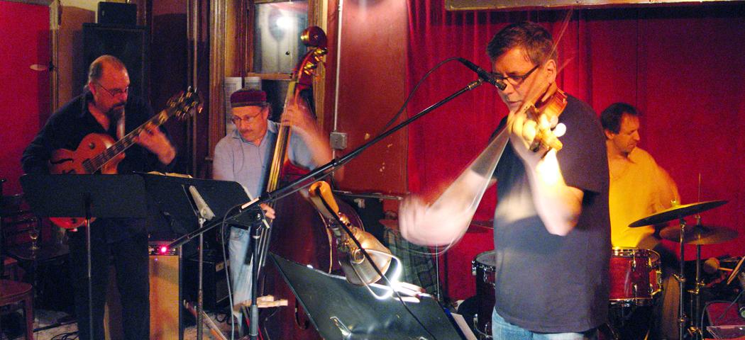 Michael Musillami Trio with Mark Feldman - Barbs 2007