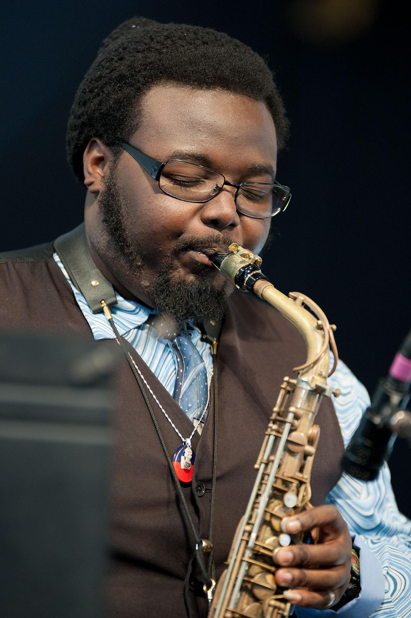 Godwin Louis - Thelonius Monk Institute of Jazz
