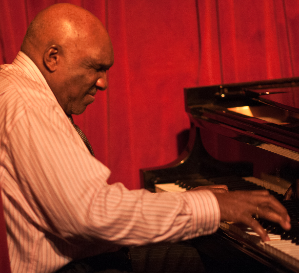Harold Mabern with the Alexander Mabern Quartet Play the Music of John Coltrane at Smoke Jazz Club